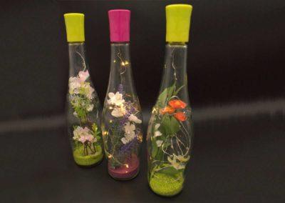 Deko Kreativ Birgit Stötter Frankenried, Artikel aus Glas